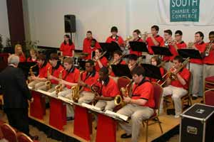 Brockton High Jazz Band