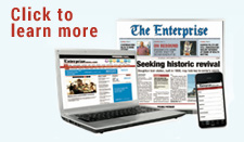 Enterprise web ad
